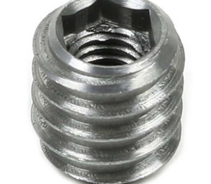 Voor boutverbindingen in zacht materiaal zijn rampamoeren essentieel