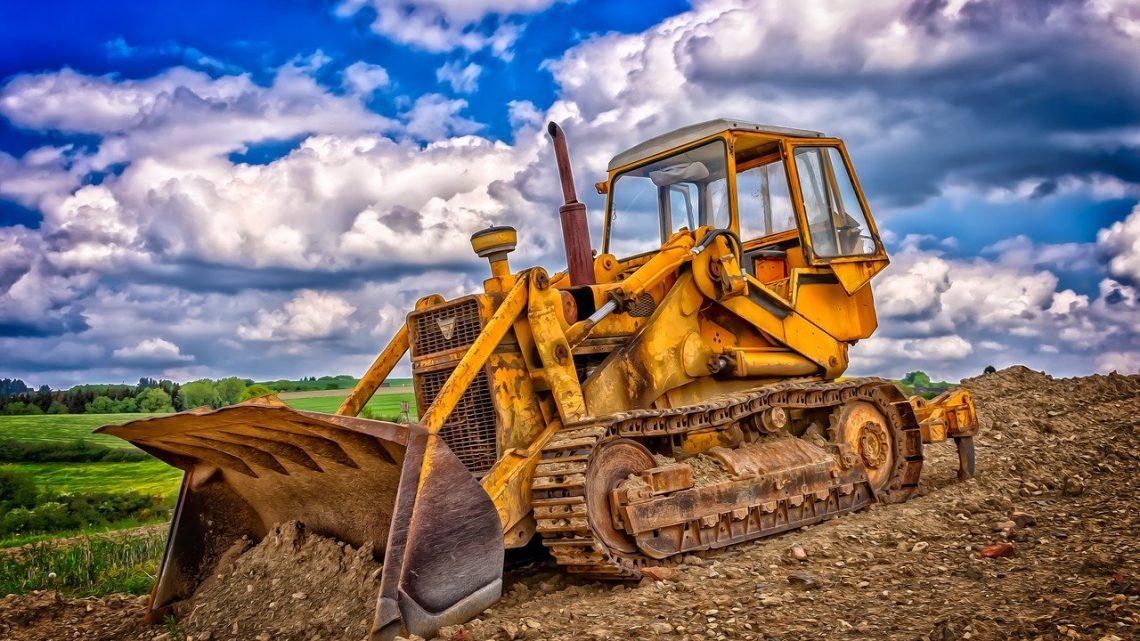 Grond verzetten met shovels